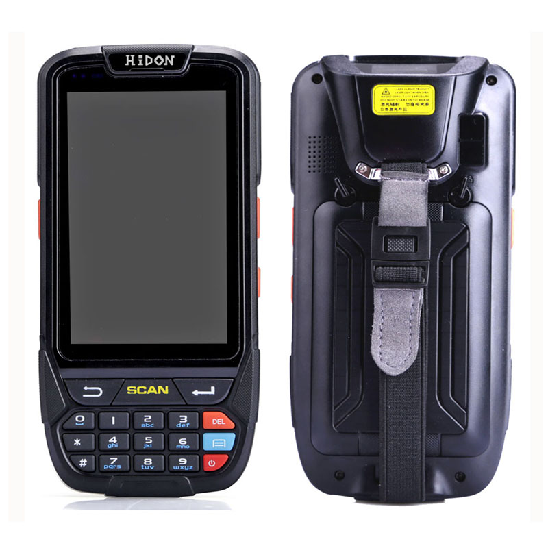 4 inch NFC UHF RFID Barcode scanner Rugged Android PDA handhelds computer HP405