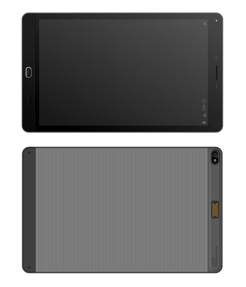 8 inch Qualcomm MSM8953 4G+64G UHF RFID Rugged Tablets Waterproof Tablet pc computer HR893