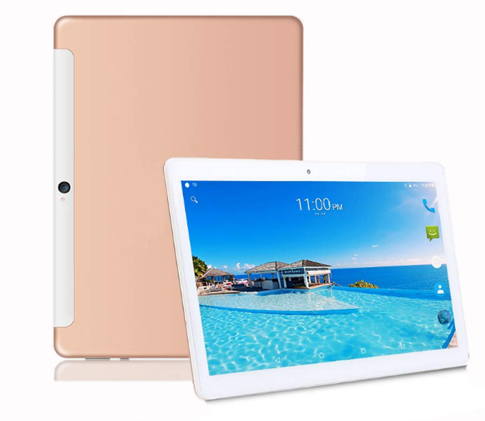 Factory 10 inch MT6797 Deca (10)-core Tablet PC 4G+64G Android 8.1 Tablet PC with 4G LTE Dual-Band Wifi